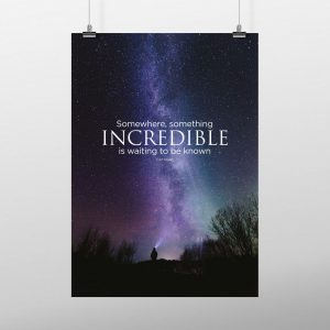 Incredible is waiting to be known